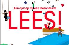 'Uitgeverijen: zorg voor een rijk leesaanbod voor jongeren'