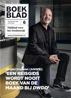 BOEKBLAD Magazine juni 2019
