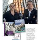 Aernoud Oosterholt en Geerie Ooms (Edicola Publishing): 'We willen verrassen, niet één van de velen zijn'