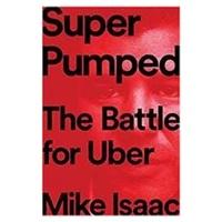 Kritisch boek over Uber verschijnt bij Nieuw Amsterdam