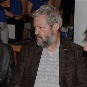 Willem Capteyn, Hugo Heinen en Carel Donck.