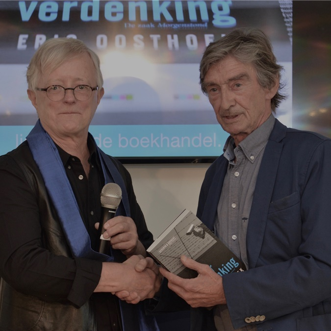 30 augustus 2019: Boekpresentatie 'Severyn & Govaert: Onder verdenking', Amsterdam