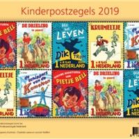 Kluitman haakt in op Kinderpostzegelactie 2019