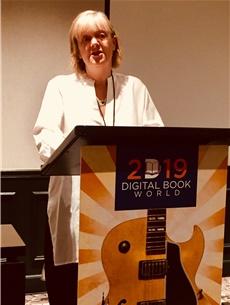 Nieuwe blogs vanaf Digital Book World 2019