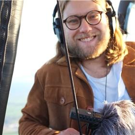 Daan Doesborgh maakt een podcast