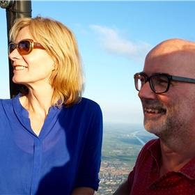Suzanne Hammecher en Arno Koek