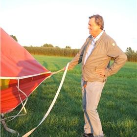 Martin Michael Driessen weer veilig aan de grond