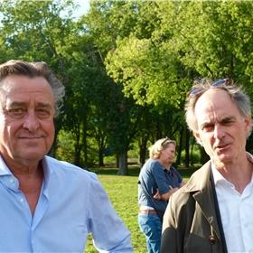 Martin en Koen van Gulik