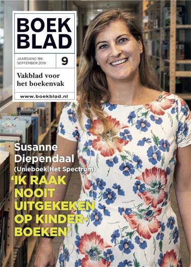 BOEKBLAD Magazine september 2019