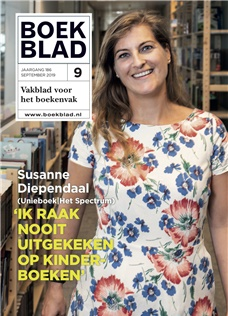 BOEKBLAD Magazine september 2019