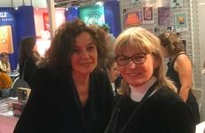 GESPREK OP ZONDAG: Claudette Halkes en Annemarieke Piers (Snor)