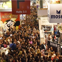 5,5 procent meer bezoekers voor Frankfurter Buchmesse