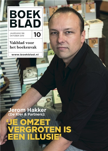 BOEKBLAD Magazine oktober 2019
