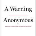 'A warning' van anonieme Amerikaanse auteur naar Ambo|Anthos
