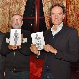 Ronald Giphart en Onno Blom en Winterbloei