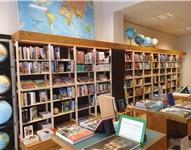 Reisboekhandel Atlas & Zanzibar (Gent) verbouwd