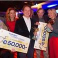 BookSpot Literatuurprijzen naar Te Gussinklo en Scheijen