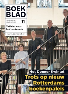 BOEKBLAD Magazine november 2019