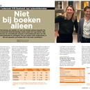 Niet bij boeken alleen: Nieuw onderzoek KVB Boekwerk naar auteursinkomsten