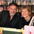 Frank Tazelaar en Monique Warnier: 'Literatuur inzetten als middel om te verbinden'
