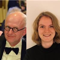 Anna Krans en Ivan Borghstijn naar Uitgeverij Van Oorschot