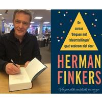 Herman Finkers bestverkochte titel allertijden bij Boekhandel Broekhuis
