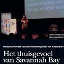 Marischka Verbeek voorziet verandering maar wat moet blijven is: Het thuisgevoel van Savannah Bay