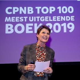 CPNB-directeur Eveline Aendekerk presenteerde de jaarcijfers van 2019.