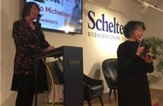 Dido Michielsen wint Nederlandse Boekhandelsprijs 2020