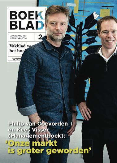 Boekblad Magazine februari 2020
