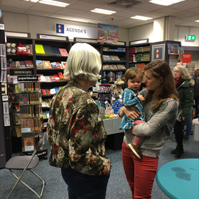 Lisanne Mathijssen, senior acquirerend redacteur bij Harper Collins, waar Verheijen eerder zijn boek 'Ik kan er net niet bij' publiceerde, in gesprek met Heleen Buth.
