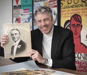 Tentoonstelling 'Ruud de Wild, songbook. Reis langs de mooiste Nederlandse liedboeken'
