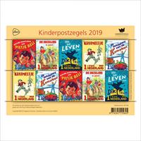 Kinderboekenpostzegels de mooiste zegels van 2019