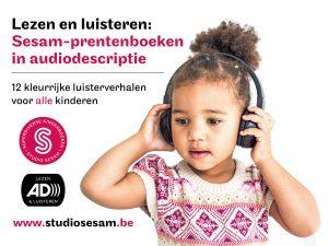 Gratis prentenboeken in audiodescriptie tijdens coronacrisis