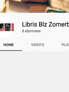 Youtube-kanaal geopend voor zomerbeurzen