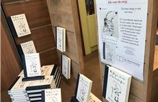 Boekhandel van Rietschoten geeft zorgpersoneel boek cadeau