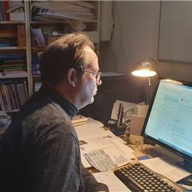 Meelezen met uitgever Jurgen Maas