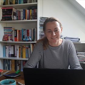 Marianne Slagter (BookSpot): Gelukkig heb ik mijn eigen boekenkamertje
