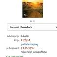 Amazon overtrad de vaste boekenprijs