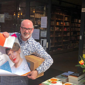Door naar Arno Koek van Boekhandel Blokker, Heemstede
