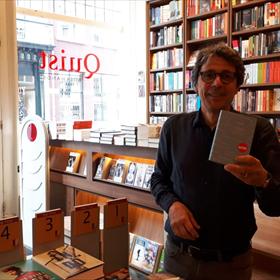 Ad Quist van boekhandel Quist, Bergen op Zoom