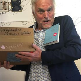 'Waar laat ik ze allemaal?': Boekhandel Stevens, Hoofddorp
