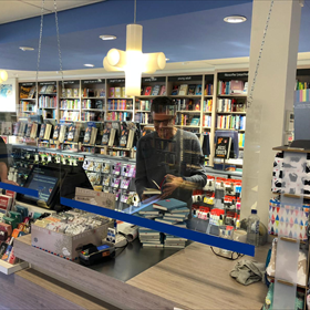 Boekhandel Thomas, Bergen