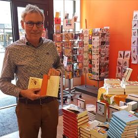 Direct neerleggen bij de bestsellers, aldus Fons Plukker van Maximus Hillegersberg, Rotterdam
