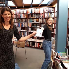 'Kom maar door met de nieuwe Paulien!': Van Someren en Ten Bosch, Zutphen