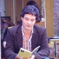 Thomas Möhlmann medewerker fondsen en subsidies bij Singel Uitgeverijen