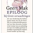 Ook Geert Mak steunt boekhandel