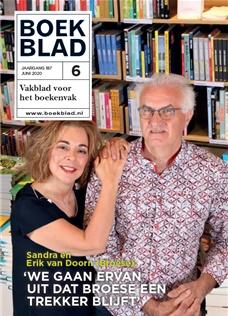 Boekblad magazine juni 2020