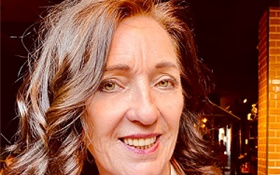Janny Nijhof uitvoerend secretaris Libris Literatuur Prijs