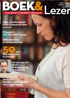 Boekblad Magazine juli/augustus 2020 (Special Boek&Lezer)